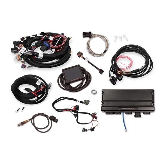 Holley 550-929 Terminator X Max 24X/1X Injector Harness Kit, LS6