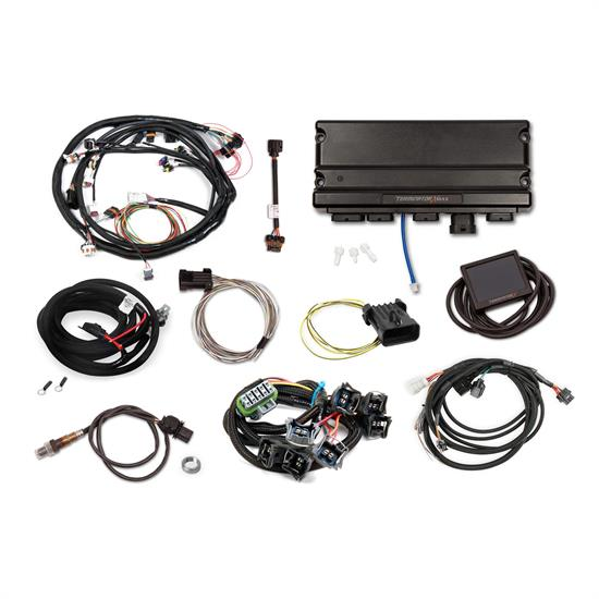 Holley 550-945 Terminator X Max Ford MPFI Kit