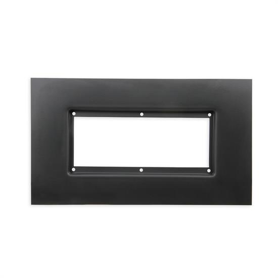Holley 553-352 Dash Panel for 12.3 Inch Pro Dash, Black