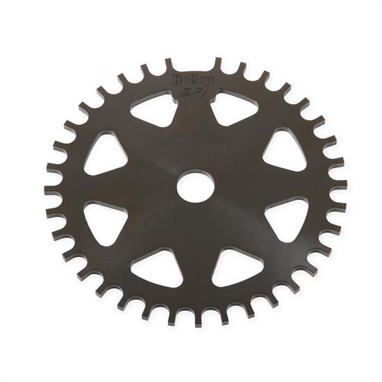 Holley EFI 556-125 Universal 36-1 Crank Trigger Wheel, 8 Inch
