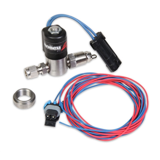 Holley 557-106 Solenoid/Nozzle, 1000 HP