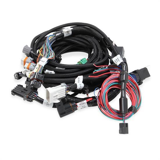 holley efi 558 113 ford modular 2v  u0026 4v main harness w