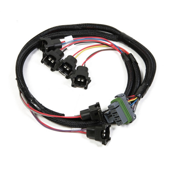 holley 534131 replacement fuel injector wiring harness holley Holley 600 Diagram