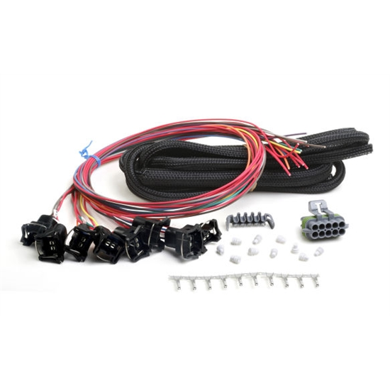 Holley 558-204 Universal Unterminated Injector Harness