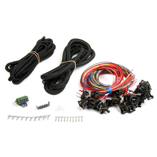 Holley 558-208 Unterminated 24 injector MPFI Harness