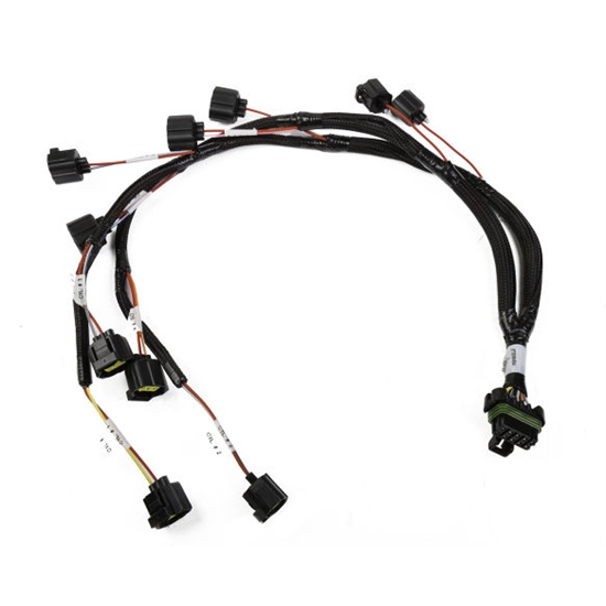 Holley 558-311 Gen III HEMI Coil Harness, Late Coils