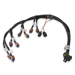 Holley 558-322 Ford Coyote Ti-VCT Coil Harness, 2015.5-17
