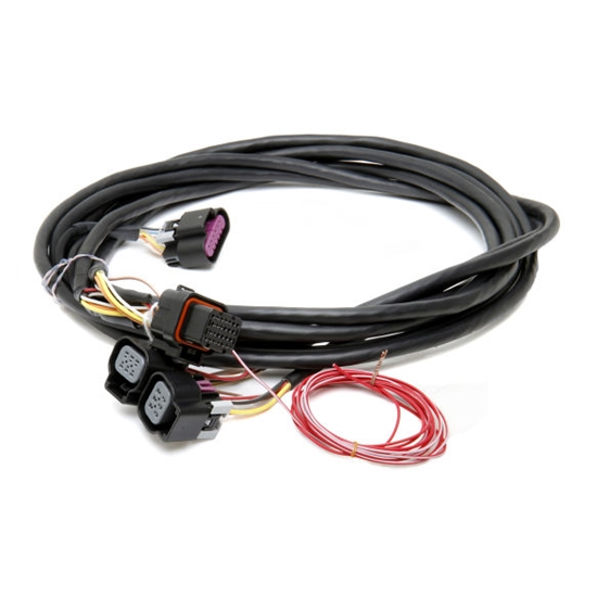 Holley 558-411 Dominator EFI GM Dual Drive-By-Wire Harness