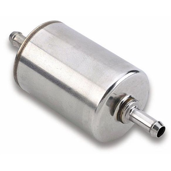 Holley 562-1 Fuel Filter TBI Filter For Pro-Jection Systems Metal