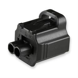 Holley 570-337 Manifold Air Temperature Connector, Coyote/Modular