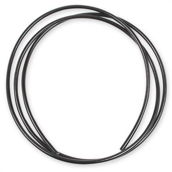 Earls 6000035ERL Bulk Speed-Flex Hose, -3 AN w/PVC Black Coating