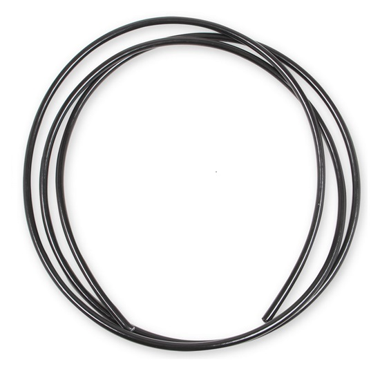 Earls 6000045ERL Bulk Speed-Flex Hose, -4 AN w/PVC Black Coating