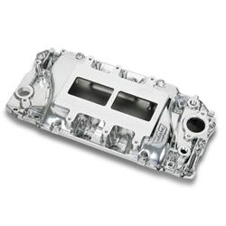 Weiand 6131WIN Polished 177 Pro-Street Supercharger Intake Manifold