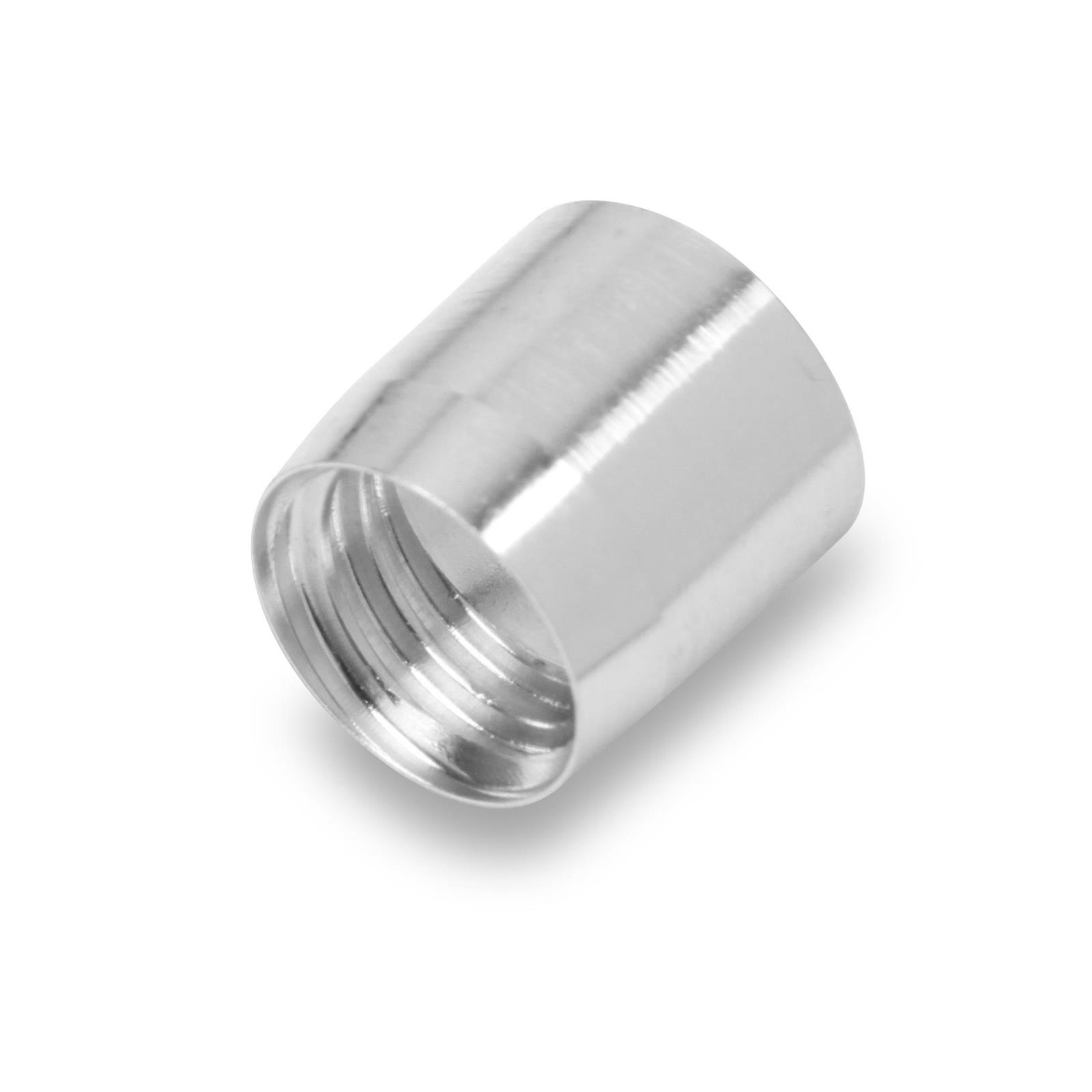 Earls 165050ERL 5//16 Aluminum Compression Tube Sleeve