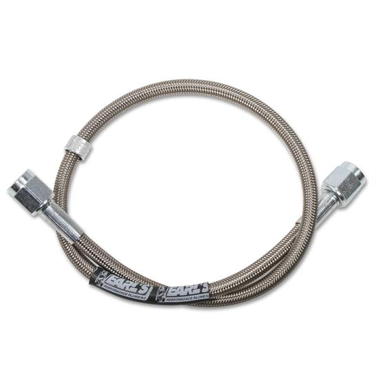 Earls 63010176ERL Speed-Flex Hyperfirm Pre-Made Hose, -3, 76 Inch