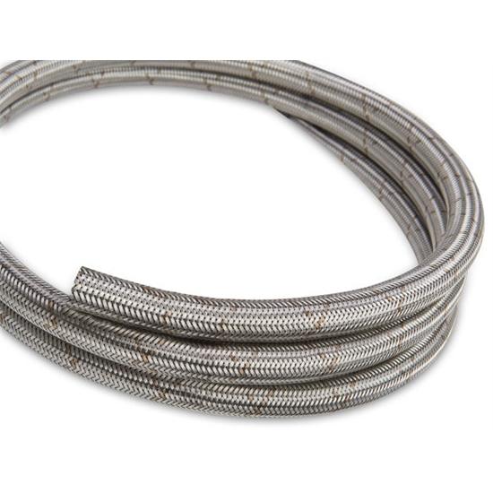 Earls 660008ERL Ultra-Flex 660TM -8 AN Stainless Braided Hose