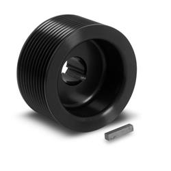 Weiand 6891 Pro-Street Drive Pulley Upper, 3.05 Inch, 10 Rib