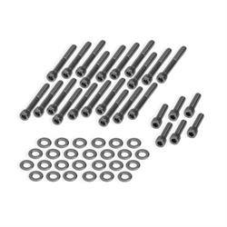 Weiand 6991 Stainless Steel cap screws for Front, Rear Covers & Nose