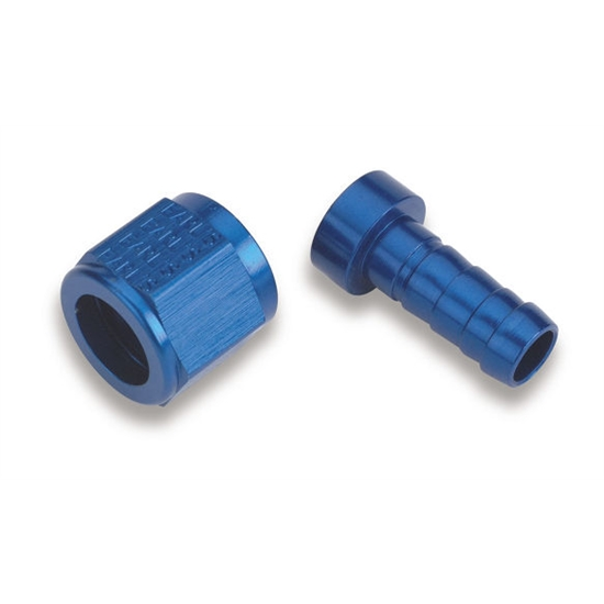Earls 700110ERL Straight -10 AN Female to -10 AN Hose Adapter
