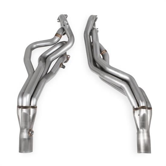 Hooker 70103310-RHKR BlackHeart Long Tube Headers, 1996-04 Mustang