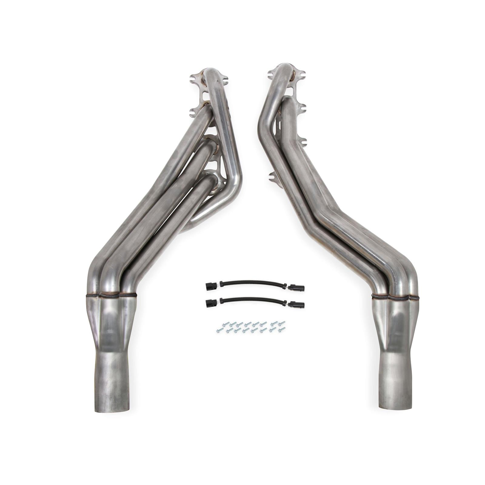 STAINLESS LONG TUBE HEADER FOR 05-10 MUSTANG GT 4.6L V8 MODULAR EXHAUST//MANIFOLD