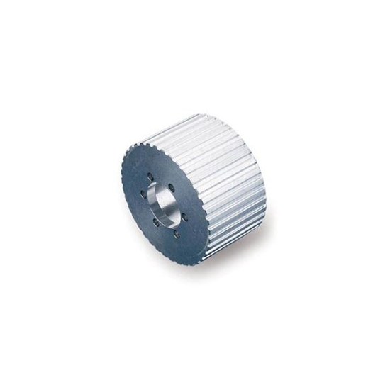 Weiand 7029-33 6-71 Supercharger 1/2 Inch Pitch Drive Pulley 33 Count