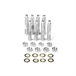 Weiand 7082WIN 6-71/8-71 Supercharger Stud Kit, Aluminum