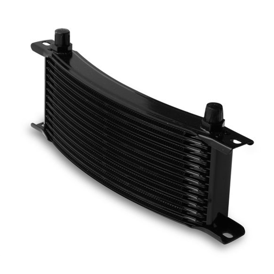 Earls 71306AERL Black -6 AN 13 Row Oil Cooler Core, Narrow