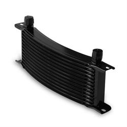 Earls 71308AERL Black -8 AN 13 Row Oil Cooler Core, Narrow