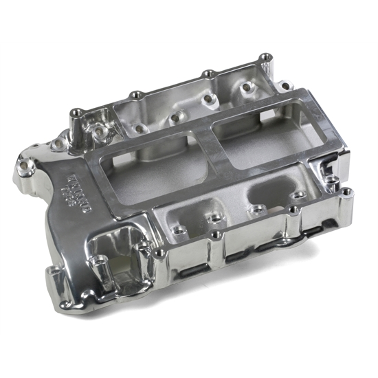 Weiand 7138P 6 71 8 Supercharger Intake Manifold Polished Finish