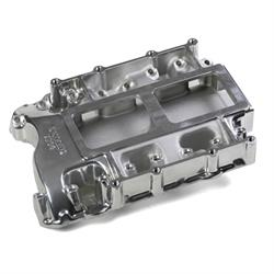 Weiand 7138P 6-71/8-71 Supercharger Intake Manifold, Polished Finish