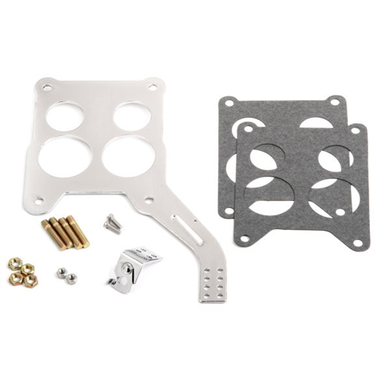 Holley 717-6 Throttle Cable Bracket, 4011 model