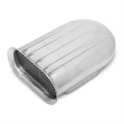 Weiand 7220 Hilborn-Style Air Scoop, 1x4 Application