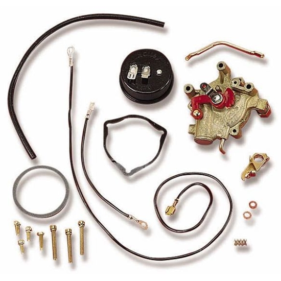 Holley 745-224 Marine Electric Choke Conversion Kit Standard Finish
