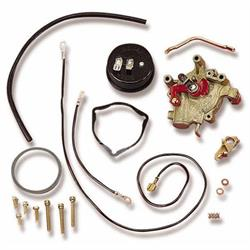 Holley 745-224 Marine Electric Choke Conversion Kit Standard Finish