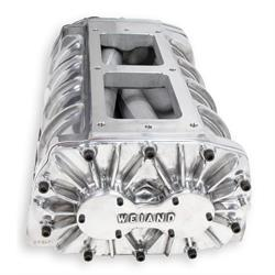 Weiand 7588P Standard Deck BB Chevy Polished Supercharger Kit