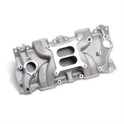 Weiand 8120 Street Warrior Intake Manifold non/EGR 262ci-400ci