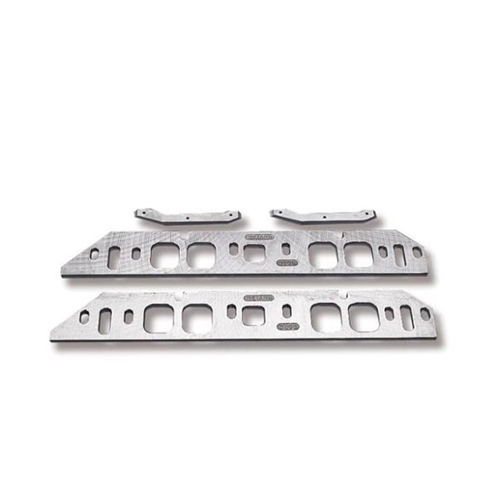 Weiand 8206 Tall Deck Oval Port Intake Manifold Spacer Kit