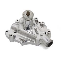 Weiand 8210P Action +Plus Polished Aluminum Water Pump Ford 302, 351W
