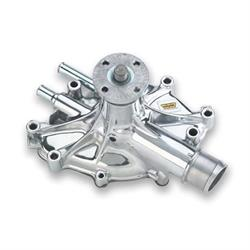 Weiand 8215P Action +Plus Polished Aluminum Water Pump Ford 5.0L