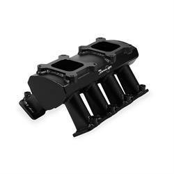 Sniper 822062 EFI Sheet Metal Fabricated Intake Manifold, Black