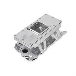 Sniper 825131 Sheet Metal Fabricated Intake Manifold, 4500, Silver