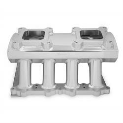 Sniper 829061 Sheet Metal Carbureted Fabricated Intake Manifold