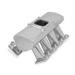 Sniper 830011 Sheet Metal Fabricated Intake Manifold, LS7, SIlver
