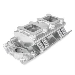 Sniper 835061 Sheet Metal Fabricated Intake Manifold, BBC