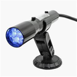 Sniper 840009 Standalone Shift Light, Black/Blue