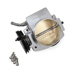 Holley Sniper 860002 EFI Throttle Body, LS, Silver, 102mm
