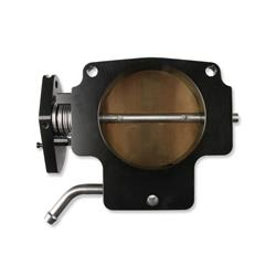 Holley Sniper 860024 EFI Throttle Body, 85mm 3-Bolt, Black
