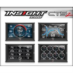 Edge Products 86100 Insight Pro CTS2 Diesel Programmer, GM/Ford/Dodge