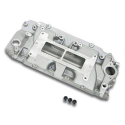 Weiand 90584 174 Supercharger Intake Manifold, Satin Finish